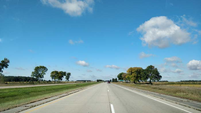 I-90 W in Minnesota #1