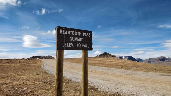 Beartooth Plateau #8