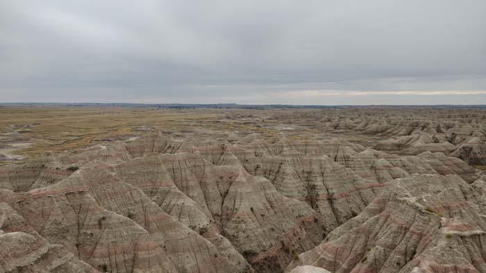 Big Badlands Overlook #1