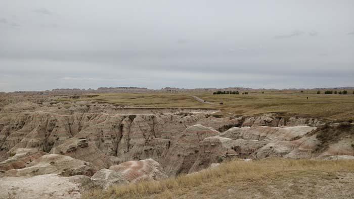 Big Badlands Overlook #2