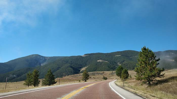 Bighorn Scenic Byway #1