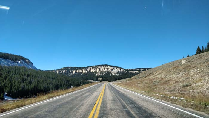 Bighorn Scenic Byway #10