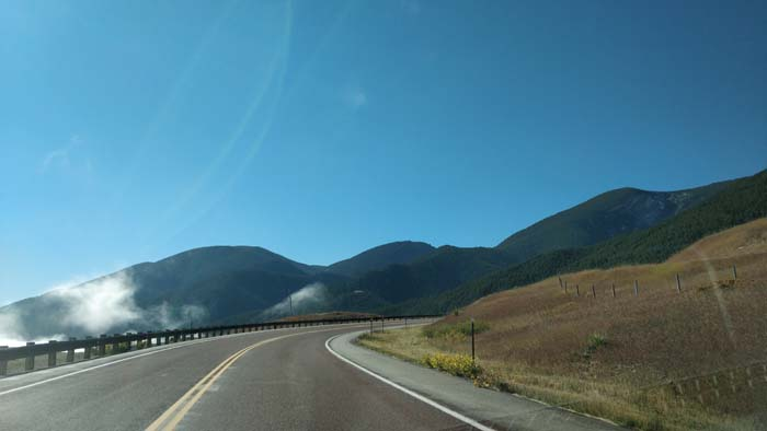 Bighorn Scenic Byway #2