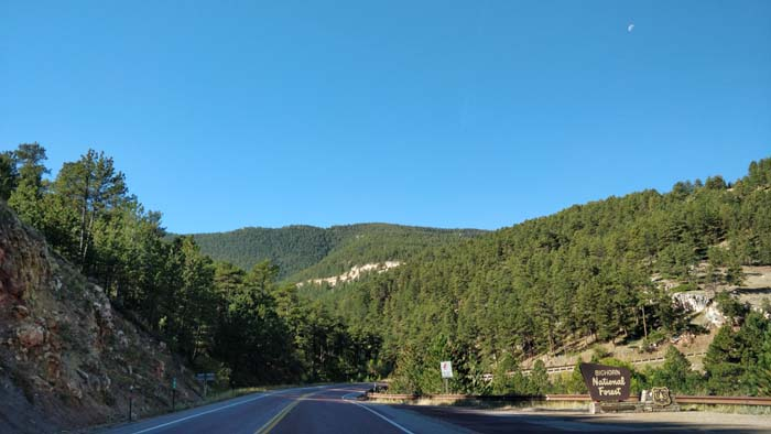 Bighorn Scenic Byway #3