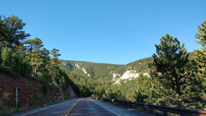 Bighorn Scenic Byway #4