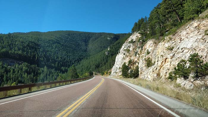 Bighorn Scenic Byway #7