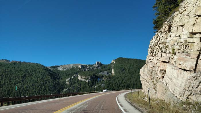 Bighorn Scenic Byway #8