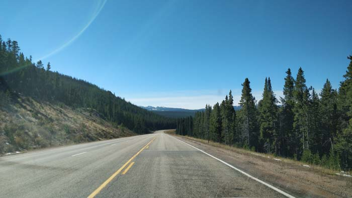 Bighorn Scenic Byway #9