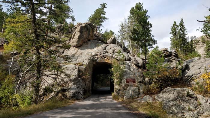 Iron Creek Tunnel #1