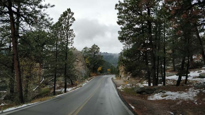 Iron Mountain Road #3