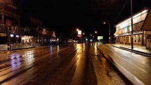 Keystone at night #2