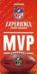 NFL Experience Lanyard Badge