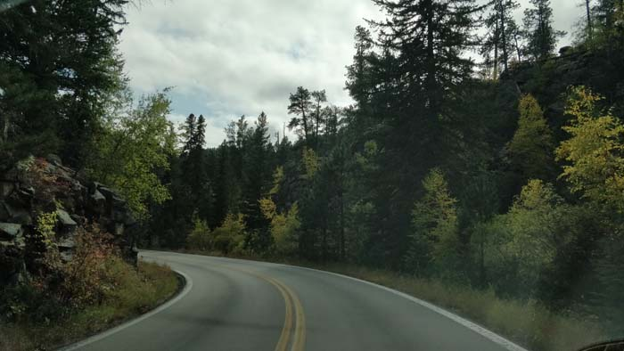 Needles Highway southern end #4