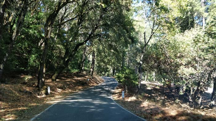 Skyline Boulevard single lane #6