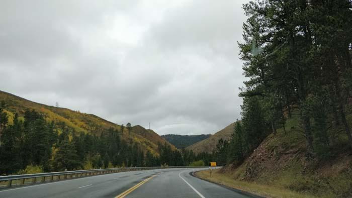 US-385 N near Deadwood
