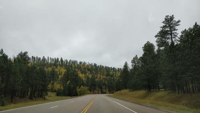 US-85 S near Cheyenne Crossing #1