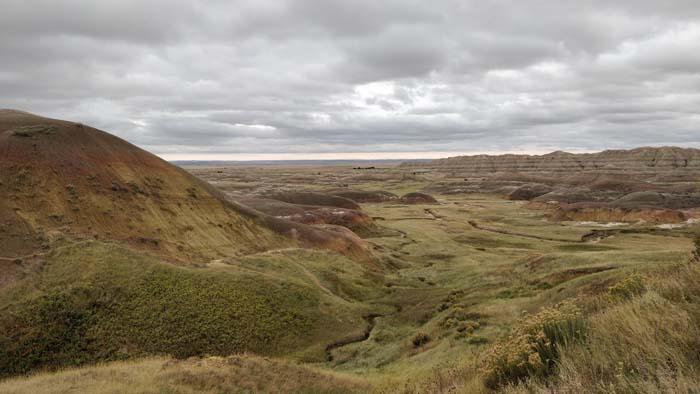 Yellow Mounds Overlook #2