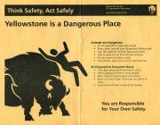 Yellowstone is Dangerous
