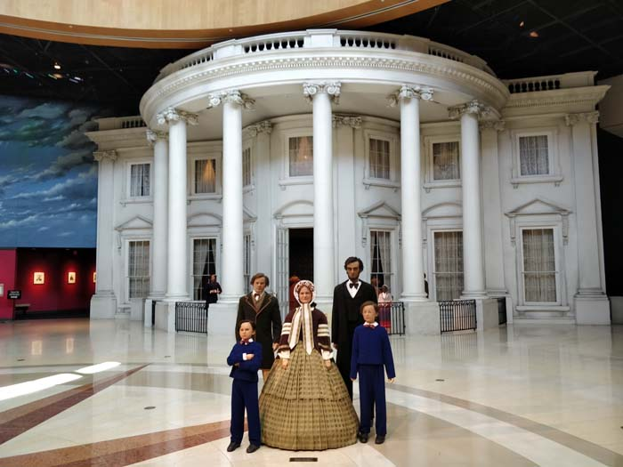 Abraham Lincoln Presidential Museum #2