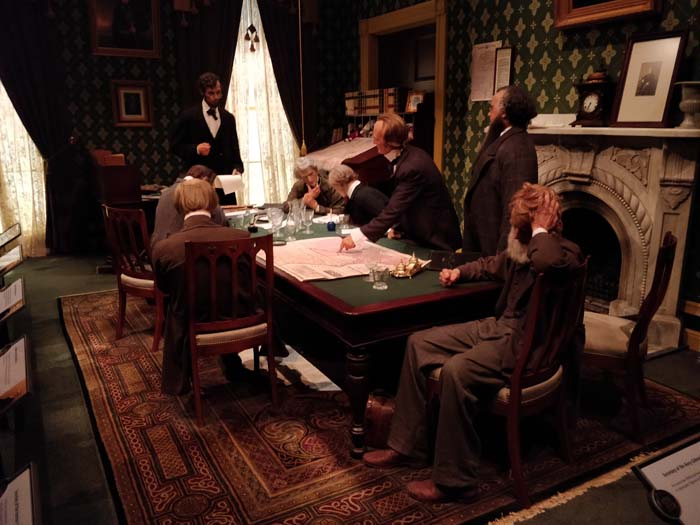 Abraham Lincoln Presidential Museum #3
