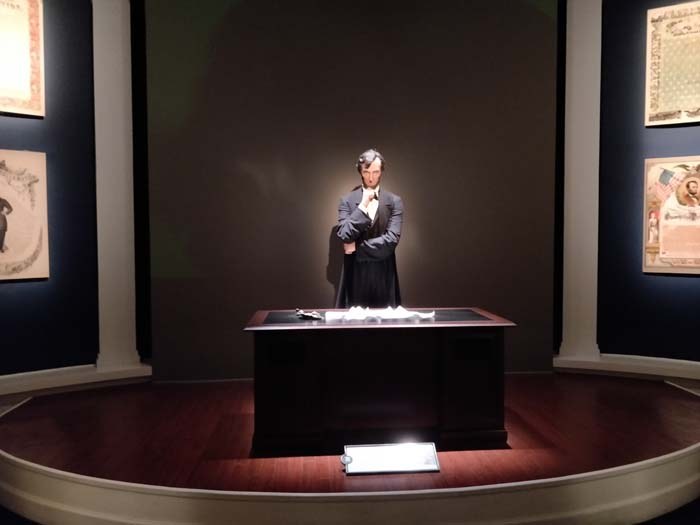 Abraham Lincoln Presidential Museum #4