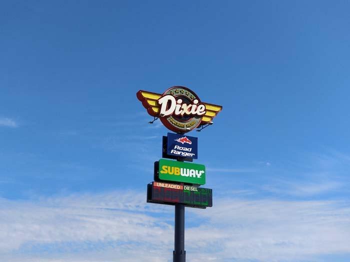 Dixie Travel Plaza, McLean, IL #1