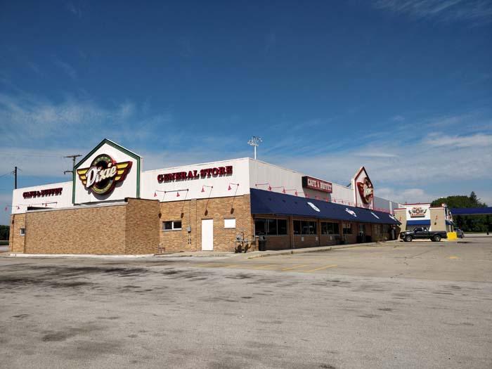 Dixie Travel Plaza, McLean, IL #2