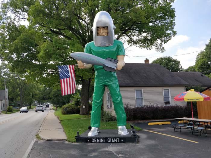 Gemini Man, Wilmington, IL #2