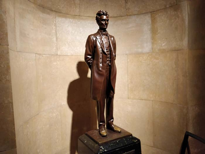 Lincoln Tomb #10