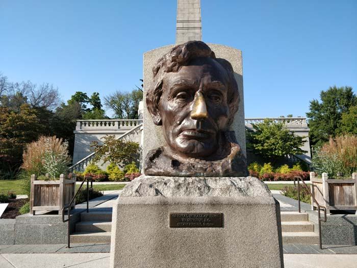 Lincoln Tomb #4