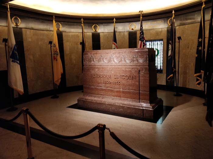 Lincoln Tomb #7