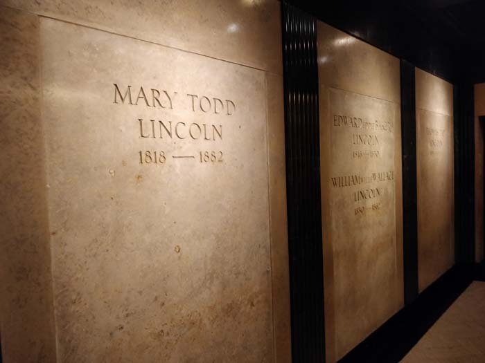 Lincoln Tomb #9