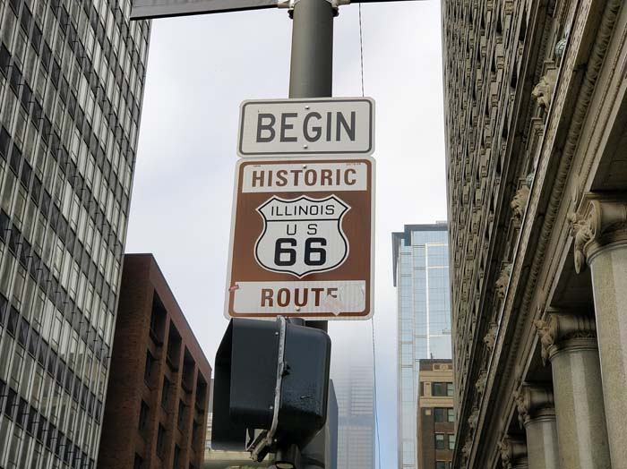 Route 66 Eastern Start Point