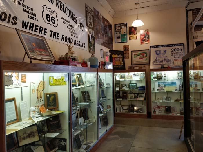 Route 66 Hall of Fame Museum, Pontiac, IL #2