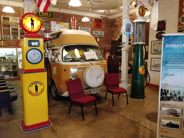 Route 66 Hall of Fame Museum, Pontiac, IL #3