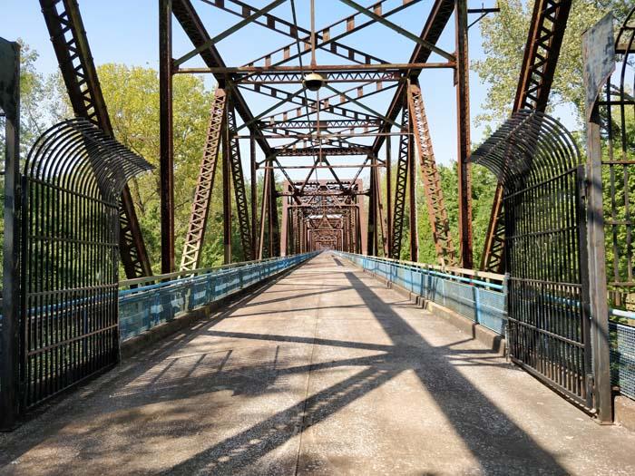 Chain of Rocks Bridge #2