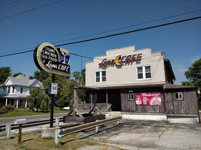 Luna Cafe Granite City IL #1