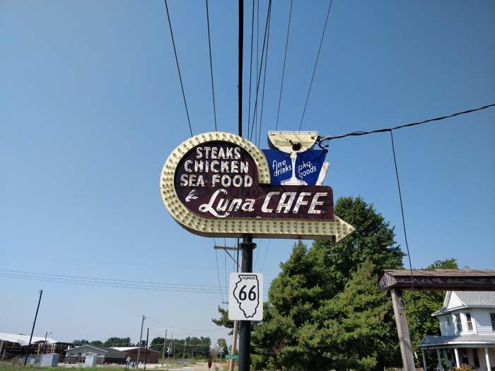 Luna Cafe Granite City IL #2