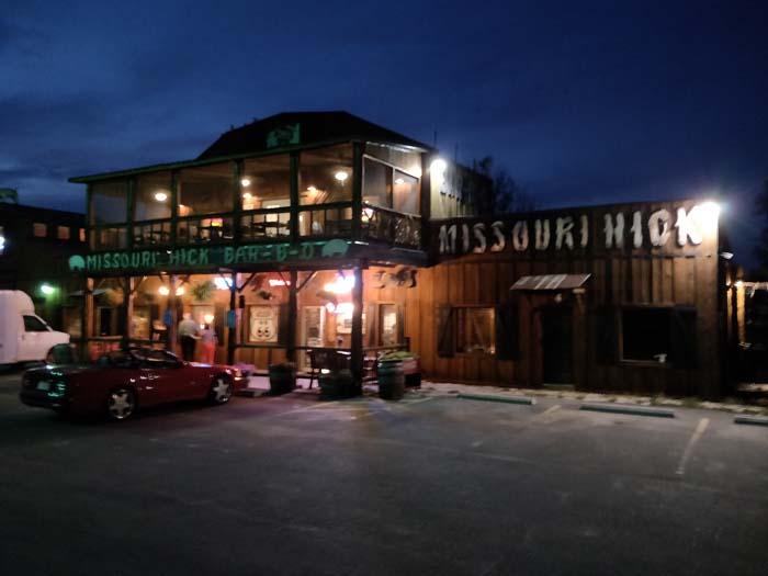 Missouri Hick BBQ #1