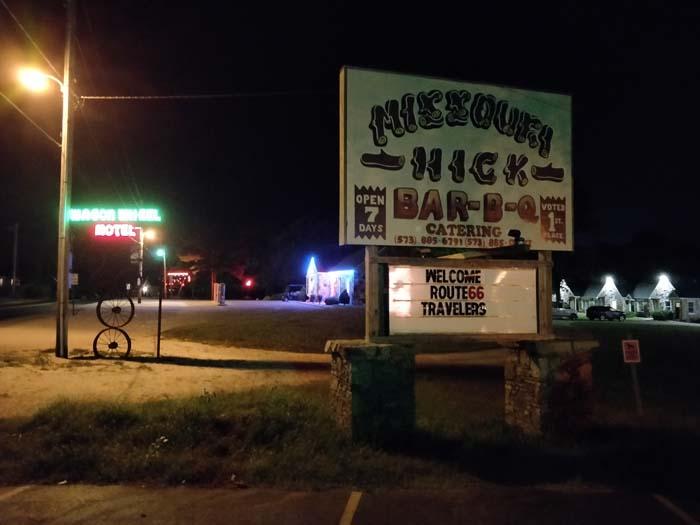 Missouri Hick BBQ #2