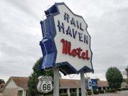 Rail Haven Motel, Springfield, MO #1