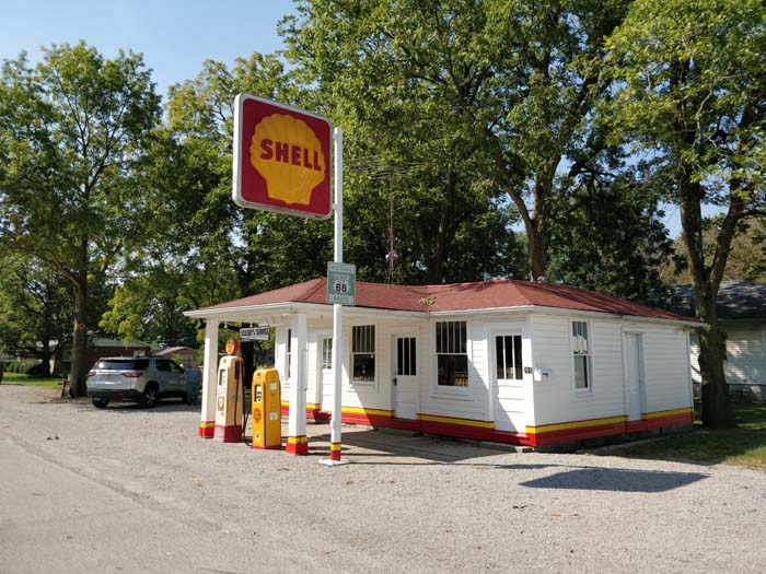 Soulsby Shell Station, Mt Olive MO #1