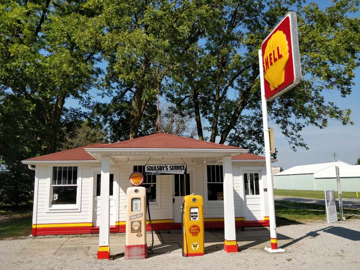 Soulsby Shell Station, Mt Olive MO #2
