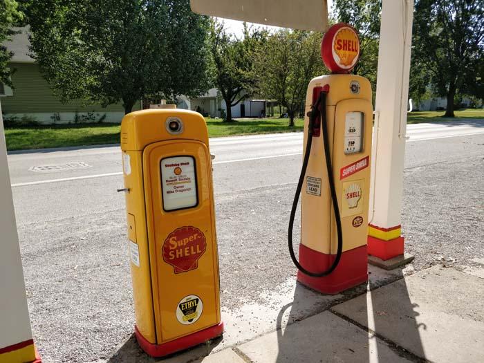 Soulsby Shell Station, Mt Olive #5