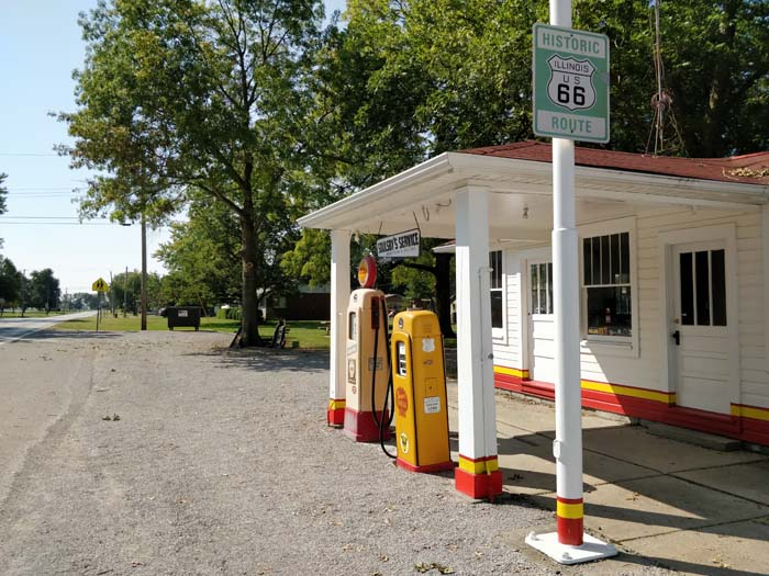 Soulsby Shell Station, Mt Olive MO #6