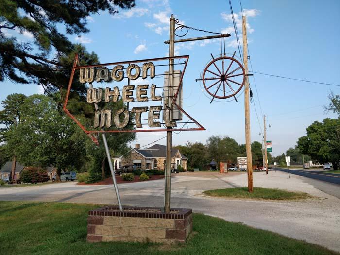 Wagon Wheel Motel #1
