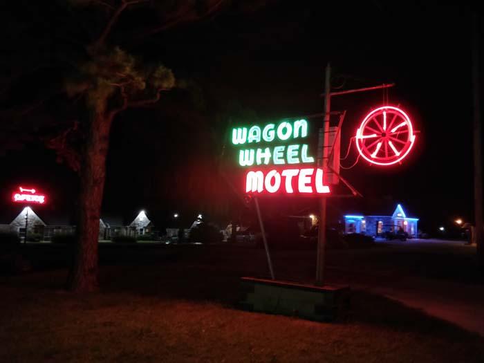 Wagon Wheel Motel #7