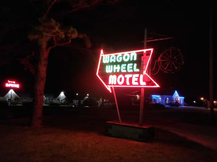 Wagon Wheel Motel #8