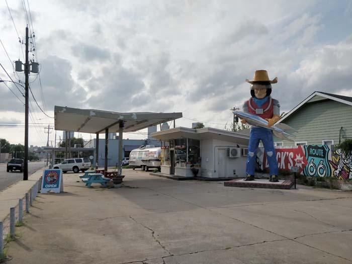 Buck Atom Space Cowboy #1