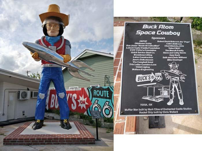 Buck Atom Space Cowboy #2